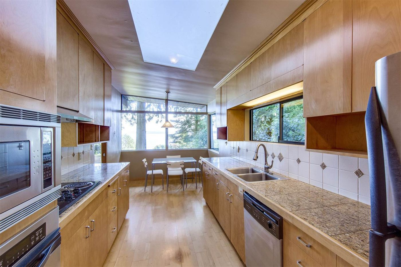 Beachfront midcentury home with views asks 1.2M