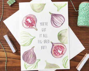 Sherbert Day Birthday Pun Card Food Pun Card Birthday Card For