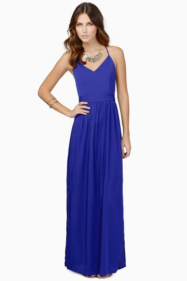 X Back Maxi Dress | ropa | Pinterest | Ropa