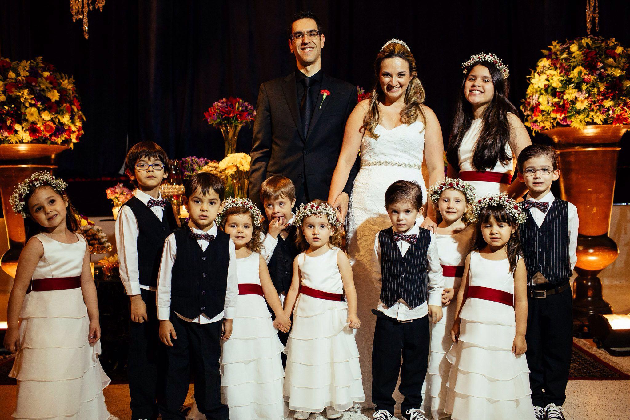 #wedding #kids