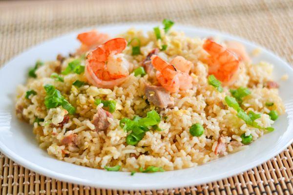Yangzhou fried rice recipe yangzhou fried rice and rice yangzhou fried rice forumfinder Gallery