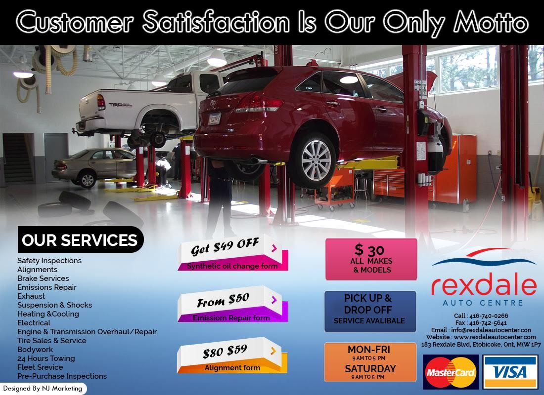 Monthly Special! for More Info Call 4167400266 Visit
