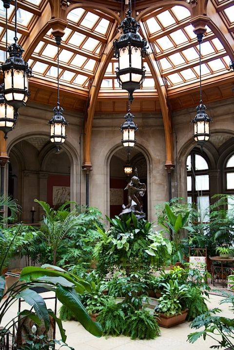 The Biltmore Atrium