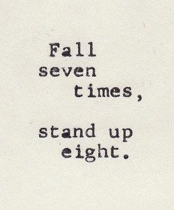 Where We Stand, and Fall