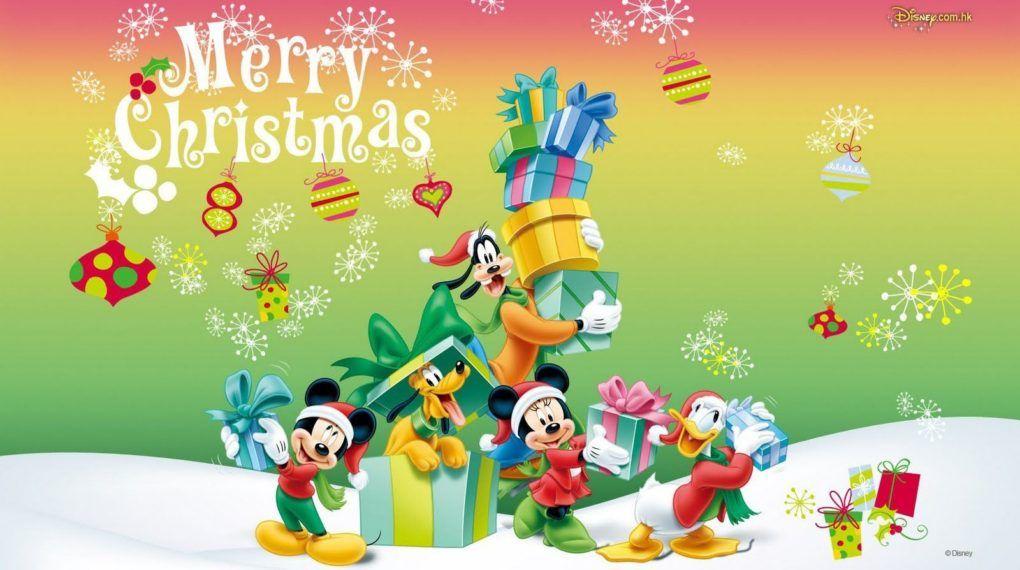 Walt Disney Christmas Hd Wallpaper Cute Christmas Desktop