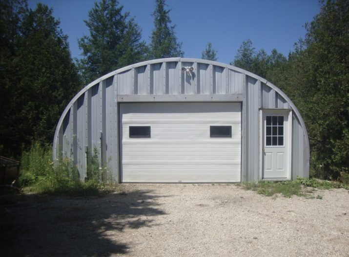 Living In A Quonset Hut Great Idea For A Tiny House