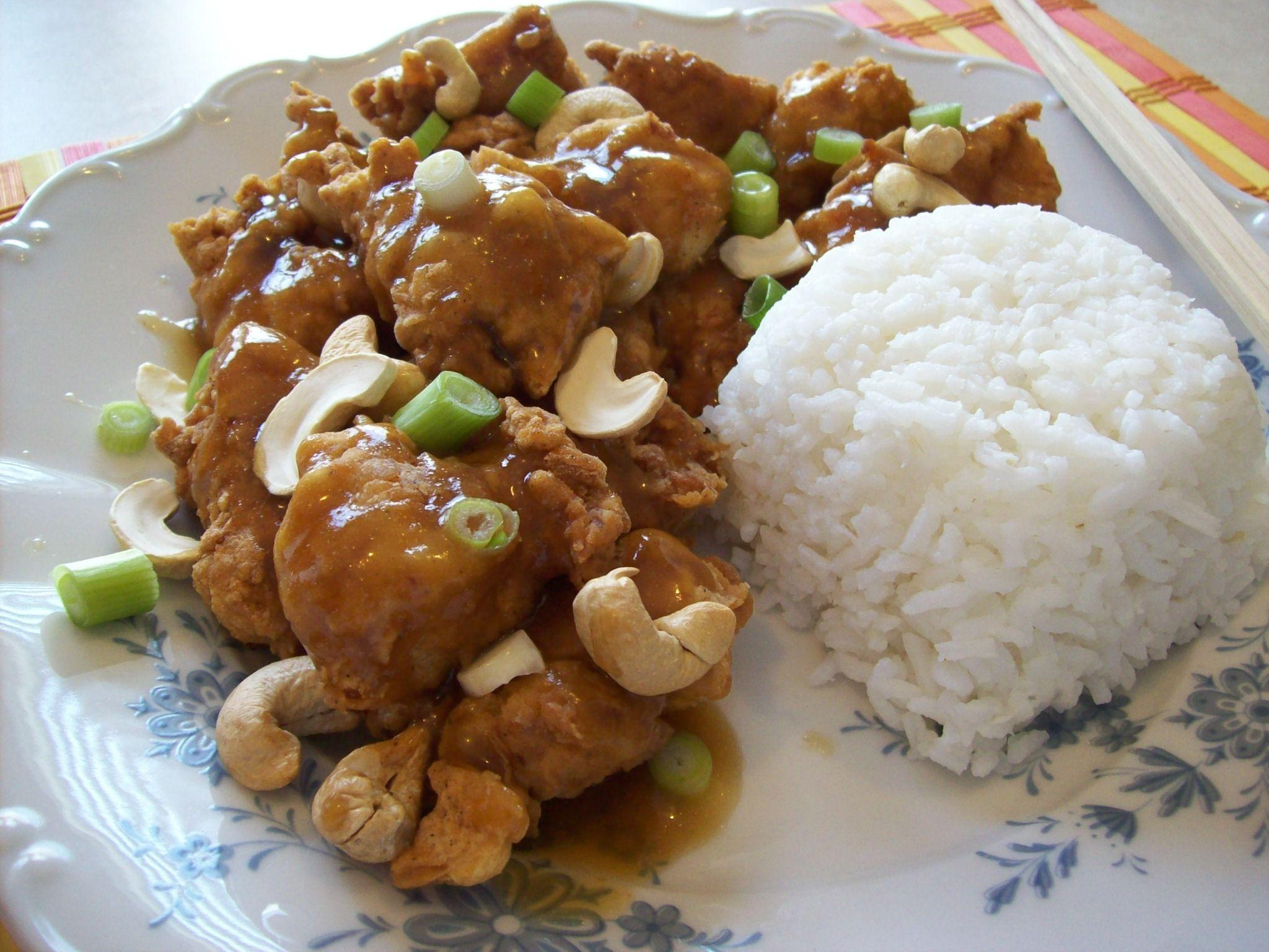 Springfield Cashew Chicken
