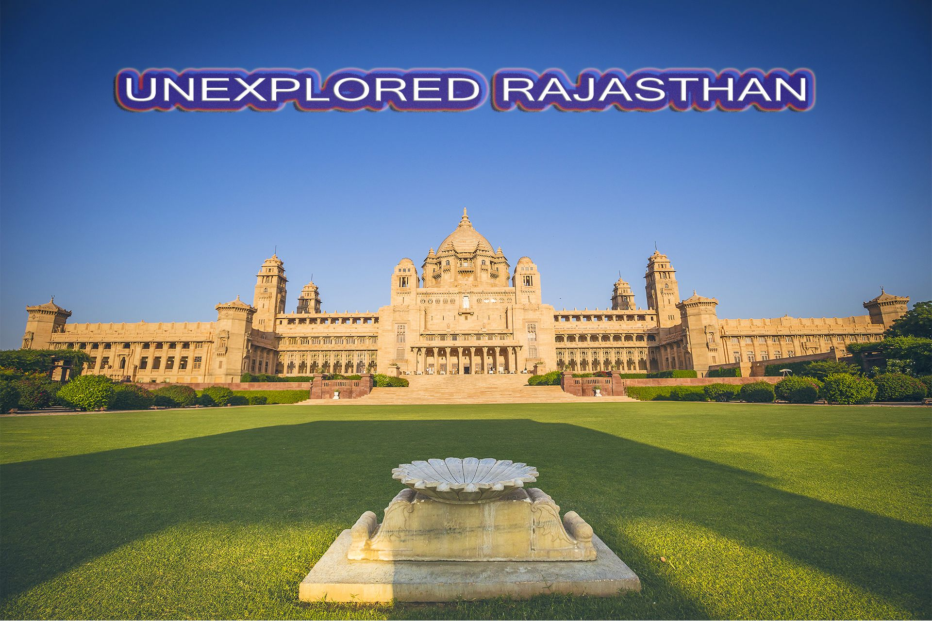 2ffb958b4f70 Given below are the top 5 tourist places to visit in Jodhpur