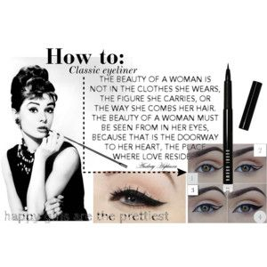 Classic eyeliner made simple