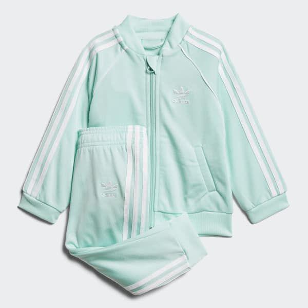 Adidas Originals Kleinkinder SST TRACK AnzugHose Kinder