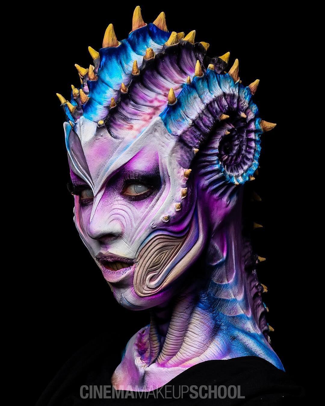 2017 nyxcosmetics 🇪🇦 FaceAwards winner angelaruizmua's