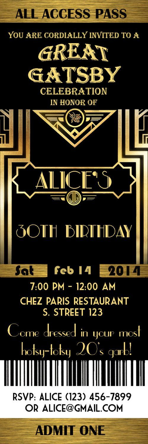 Image result for art deco  - invitation wording for mystery party