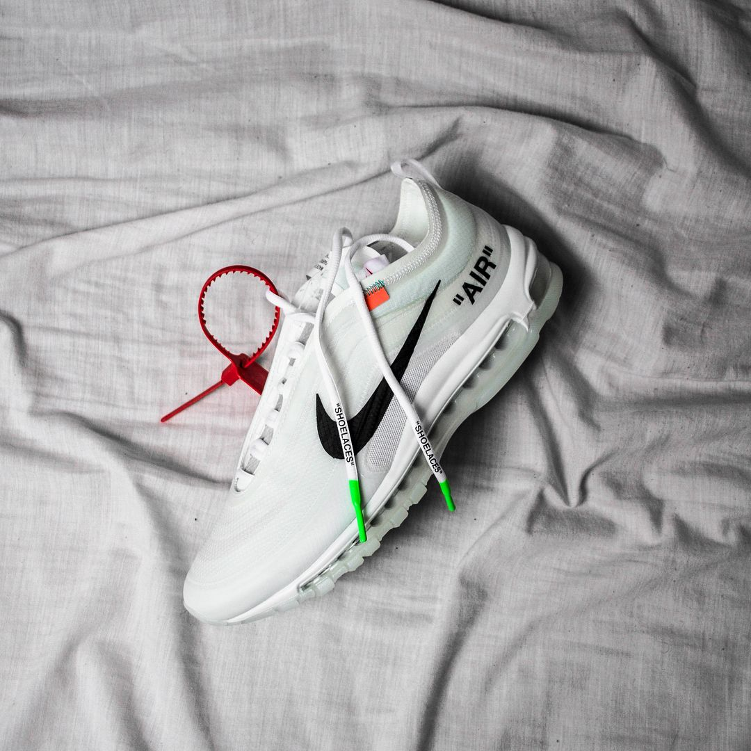 Who got their hands on the Off-White x Nike Air Max 97  by  laguezz   thesolesupplier 407bf62e0d04