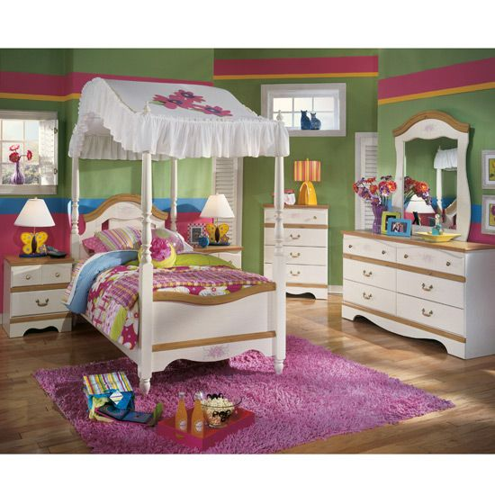 Where To Buy Cafe Kid Furniture: Ashley Furniture Collcetion For Kid
