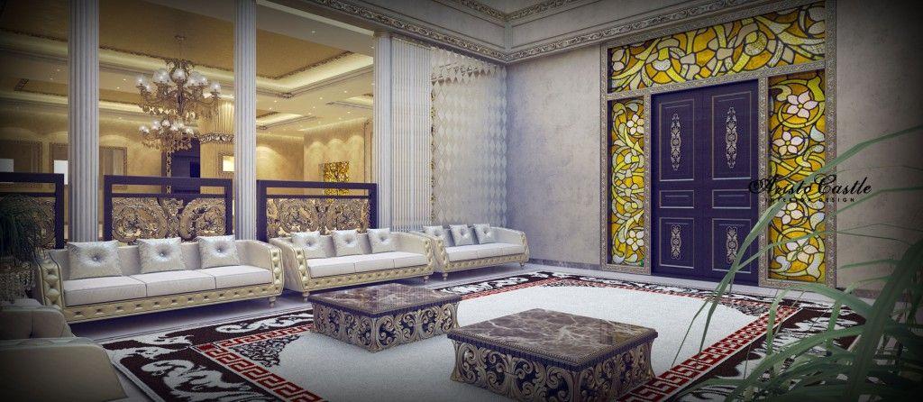 Palace Interior Design by Aristo Castle Luxury Interior Design