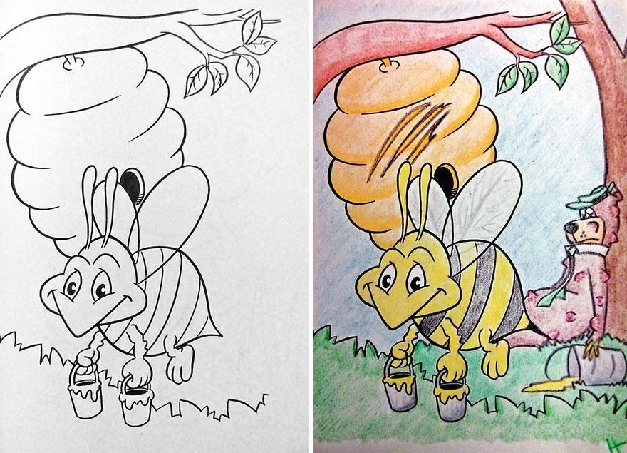 Children Coloring Books