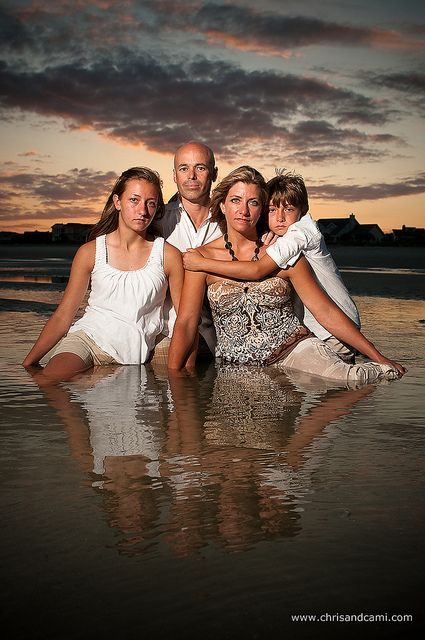 group photo ideas on the beach - Beach Family s on Pinterest