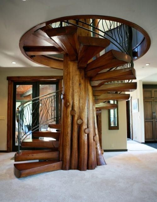 Best Cool Stairs I Would Love To Replace My Stairs To These 400 x 300