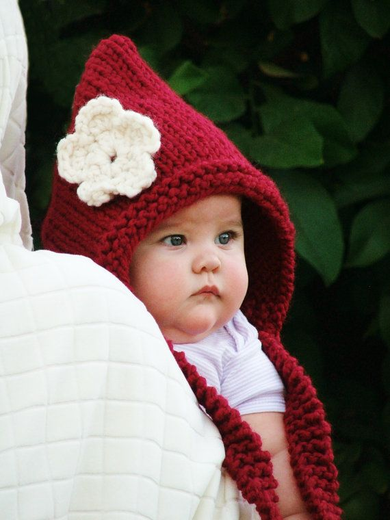 Baby Knitting Pattern Knit Hat Knitting pattern PDF by CreatiKnit ...