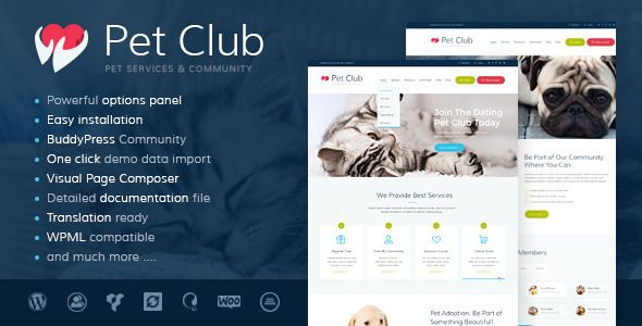 Club - Services, Adoption, Dating &Community