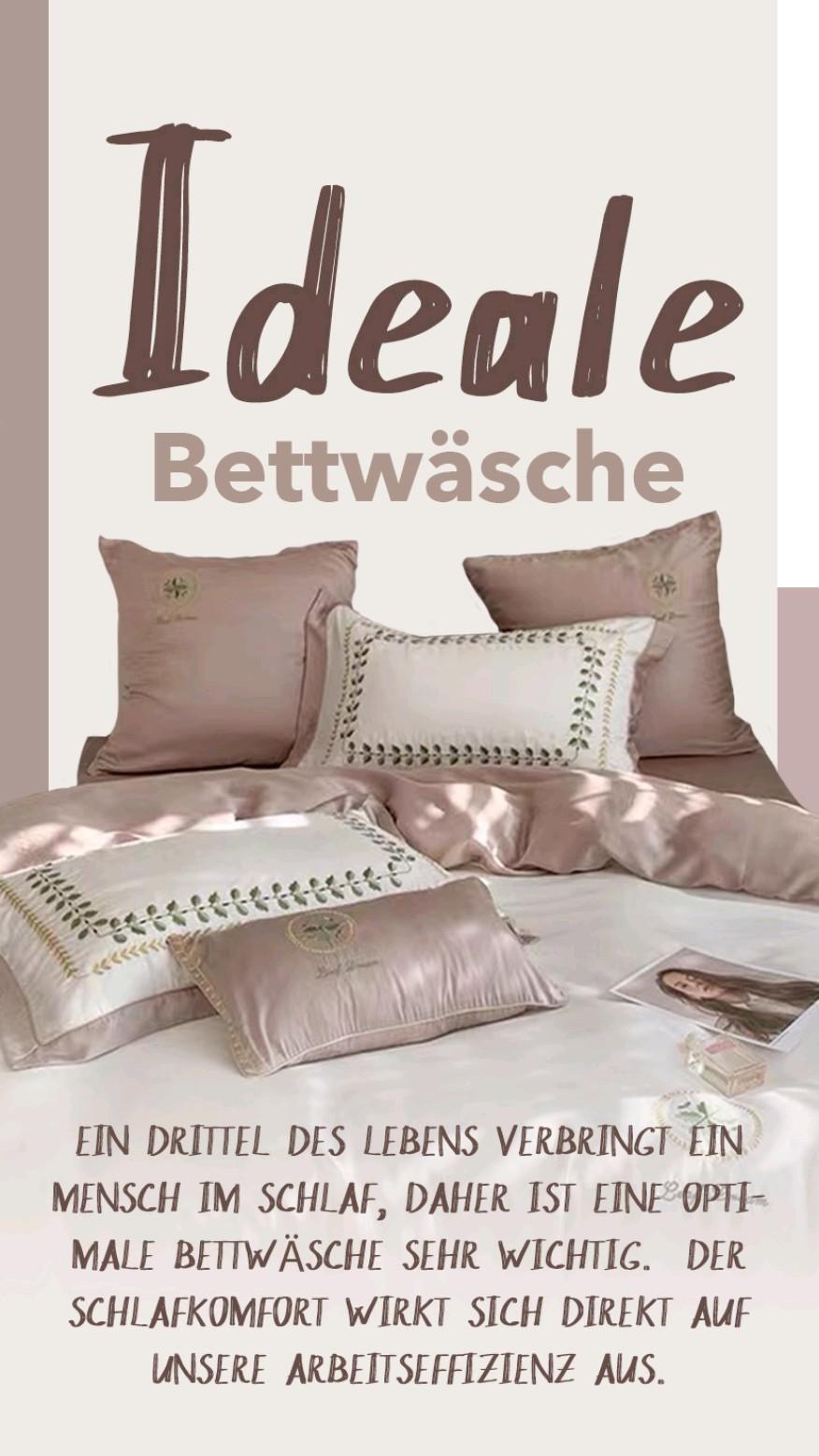 Ideale Bettwäsche