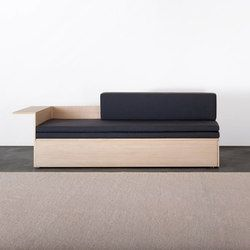 Sofa Table SALTO COUCH DAYBED SOFA BED BED Designer Sofas from Sanktjohanser all