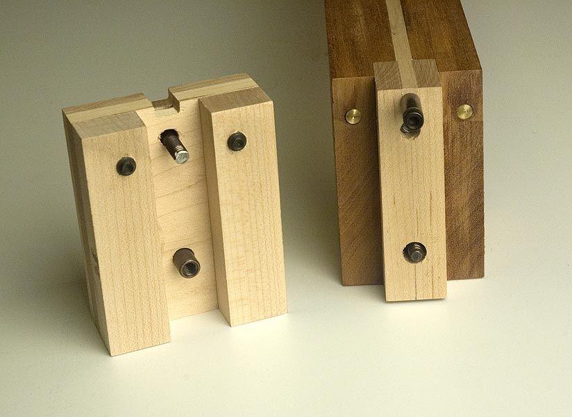 Adjustable Neck Angle System Guitar Building Guitar Diy Luthier Guitar