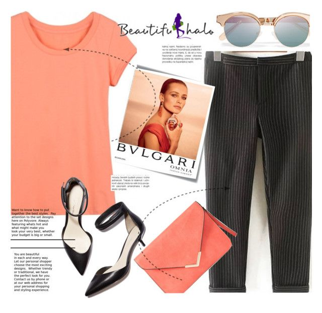 """""""beautifulhalo"""" by jiabao-krohn ❤ liked on Polyvore featuring Post-It, Le Specs, 3.1 Phillip Lim and beautifulhalo"""