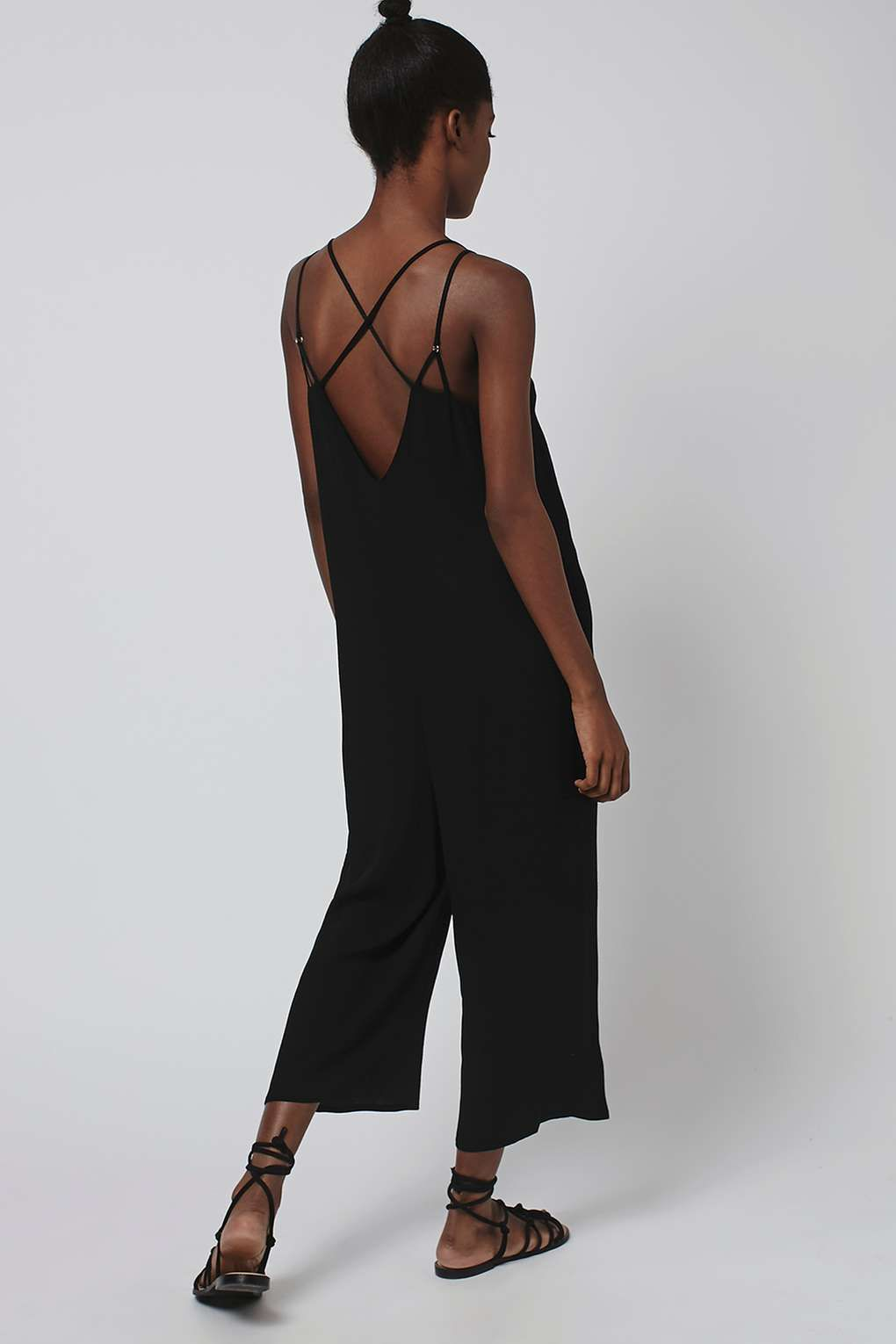 59bf8cb5e440 Strappy Back Slouchy Jumpsuit - New In