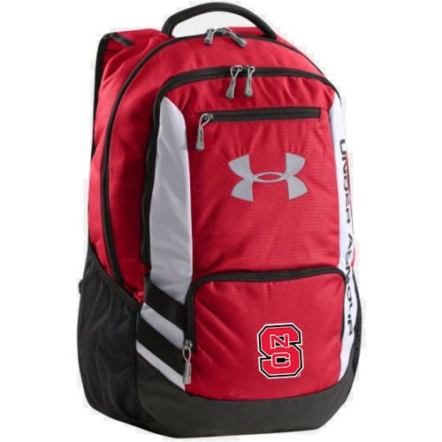 NC State Wolfpack Under Armour Hustle Storm
