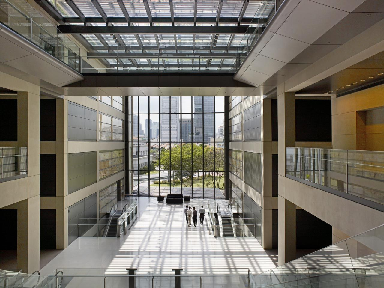 Supreme Court Singapore Projects Foster Partners Singapore