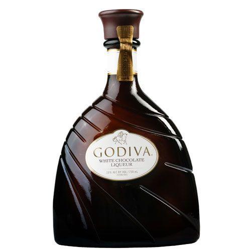 Godiva White Chocolate Liqueur 750ml