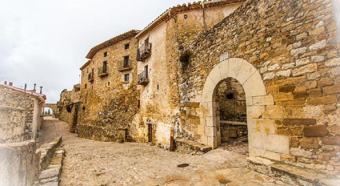 Pueblo medieval de Culla en #Castellón