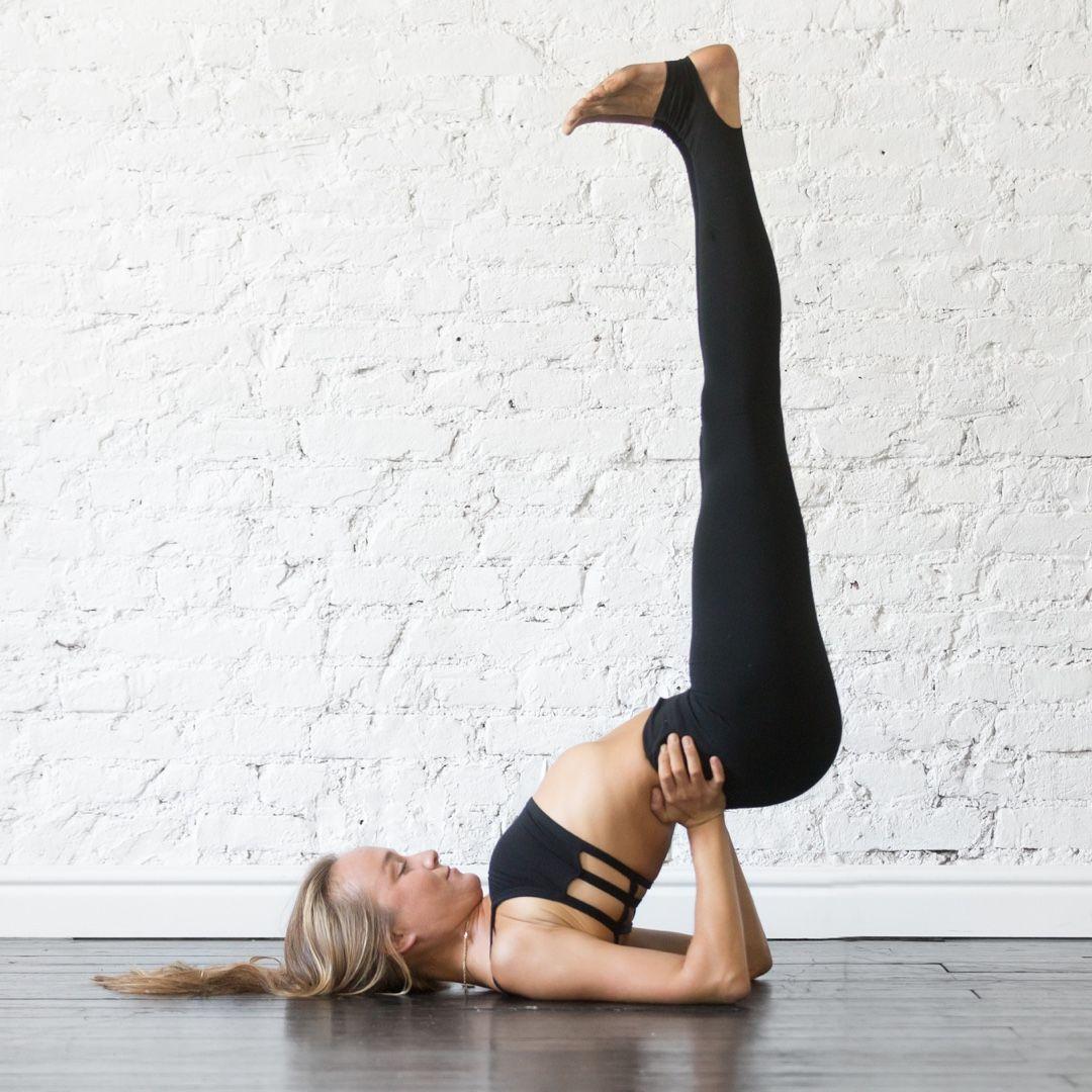 Yoga Poses For Jet Lag