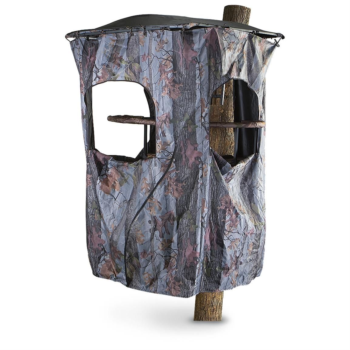 Guide gear universal tree stand containment system tree