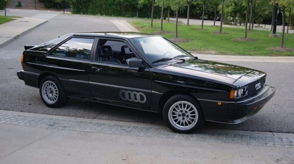 Audi Quattro Coupe This Car Changed History Products I Love - Audi quattro coupe for sale