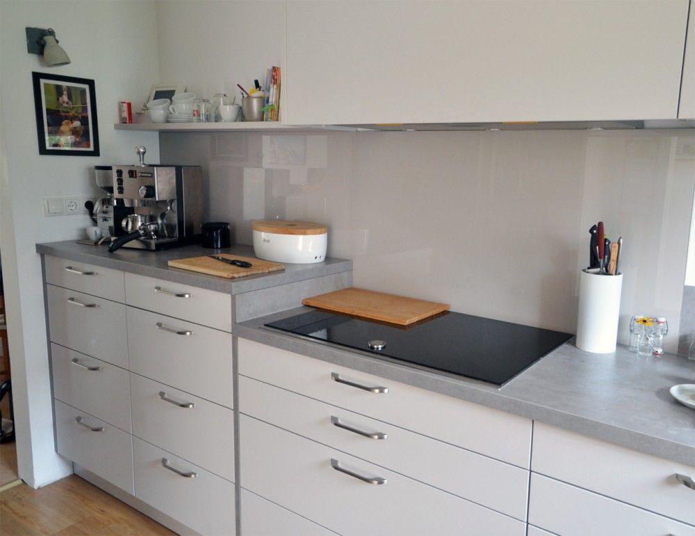 Stauraumwunder im Reihenhaus-Häcker-Fertiggestellte Küchen - neue küchen bei ikea