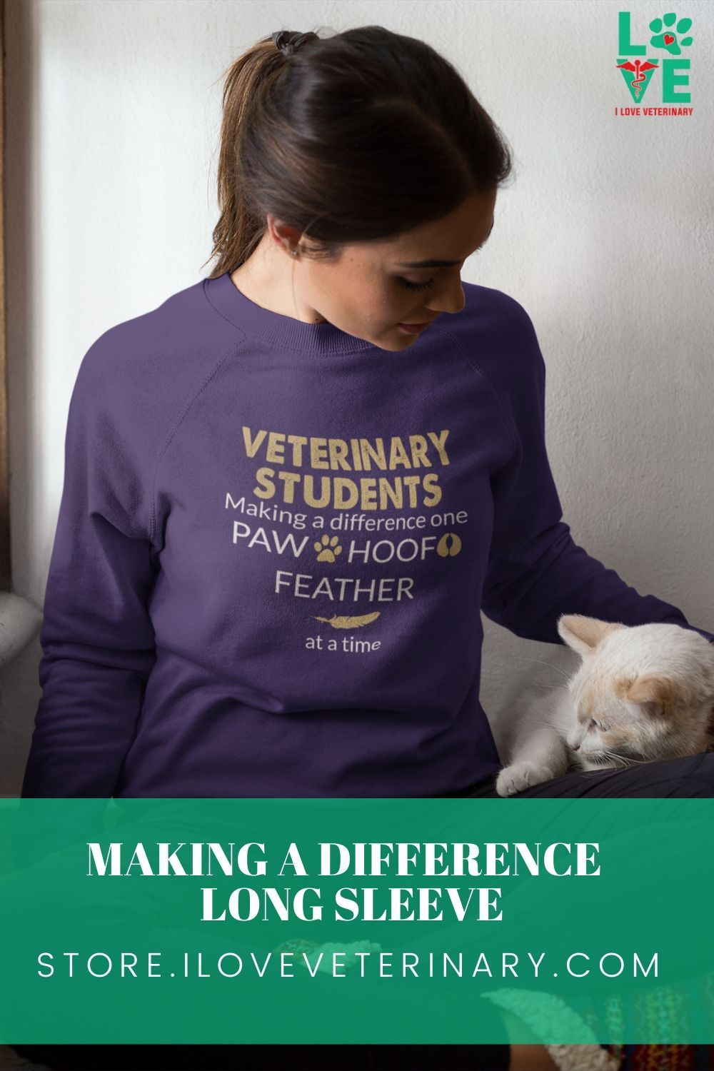 Vet Tech Making a Difference Long Sleeve in 2020 (With