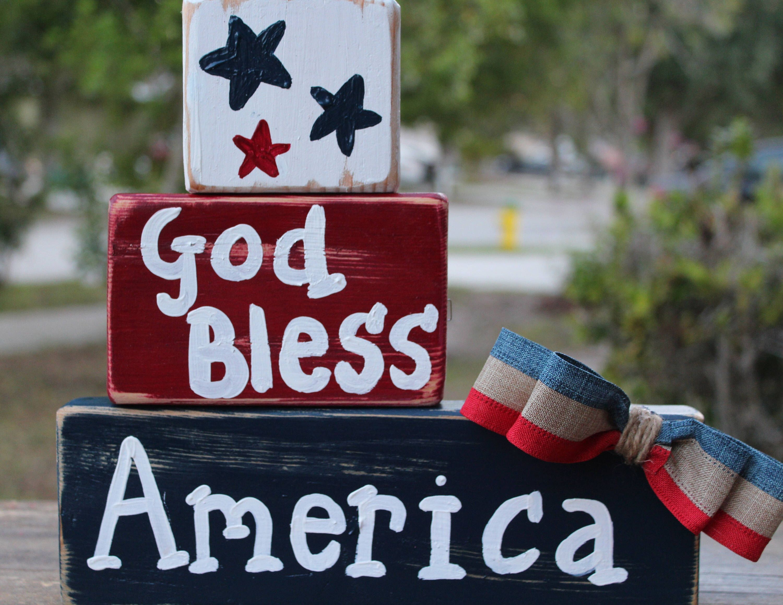 Patriotic Outdoor Decor Fourth Of July Decorations ~ flotsam.us