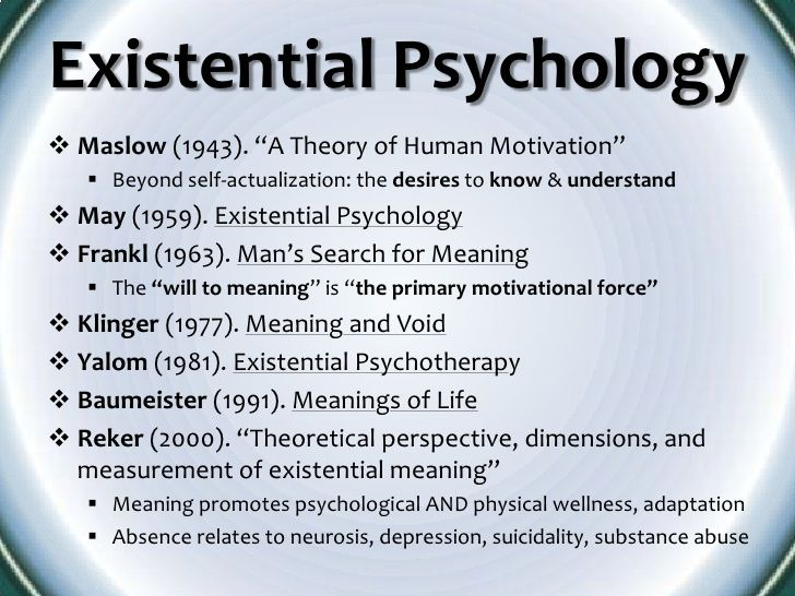 Image result for humanistic existential model psychology - humanistic existential perspective