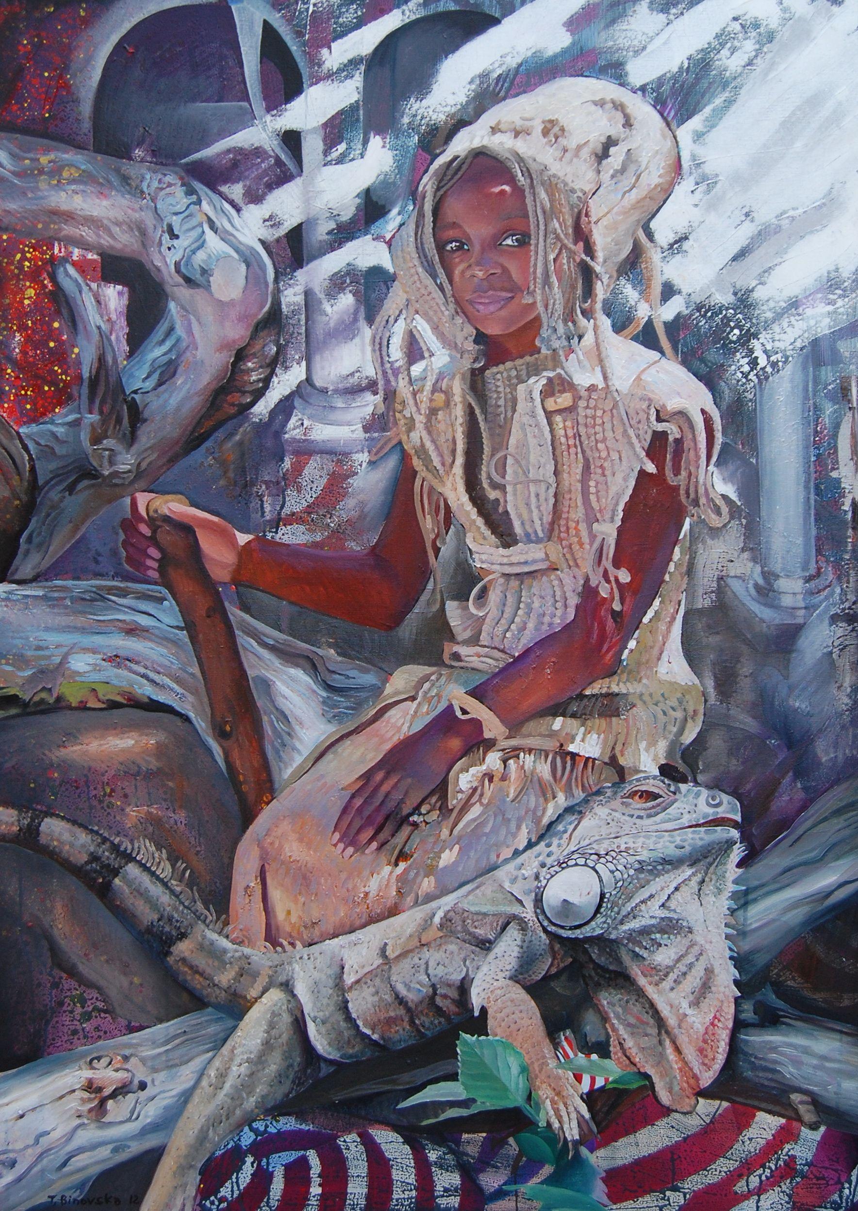 Tatyana Binovska: Different Worlds