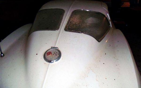 Rare Split Window CorvetteBarn FindNorth Carolina