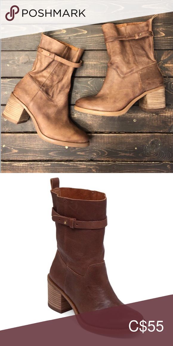 Ad Ebay Url Lady S Frye Jane Brown Leather Pull On Riding Boots Size 10 B Pull On Boots Riding Boots Leather Riding Boots