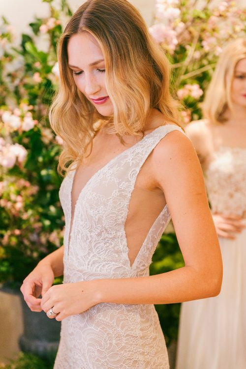 Ginsburg by Sarah Seven available at THE BRIDAL ATELIER www ...