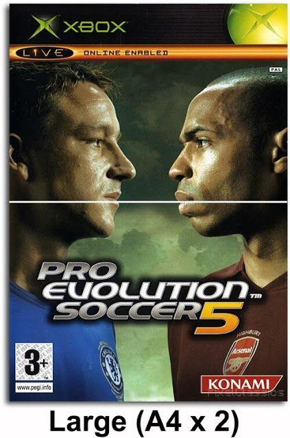 Full Version PC Games Free Download: Pro Evolution Soccer 5