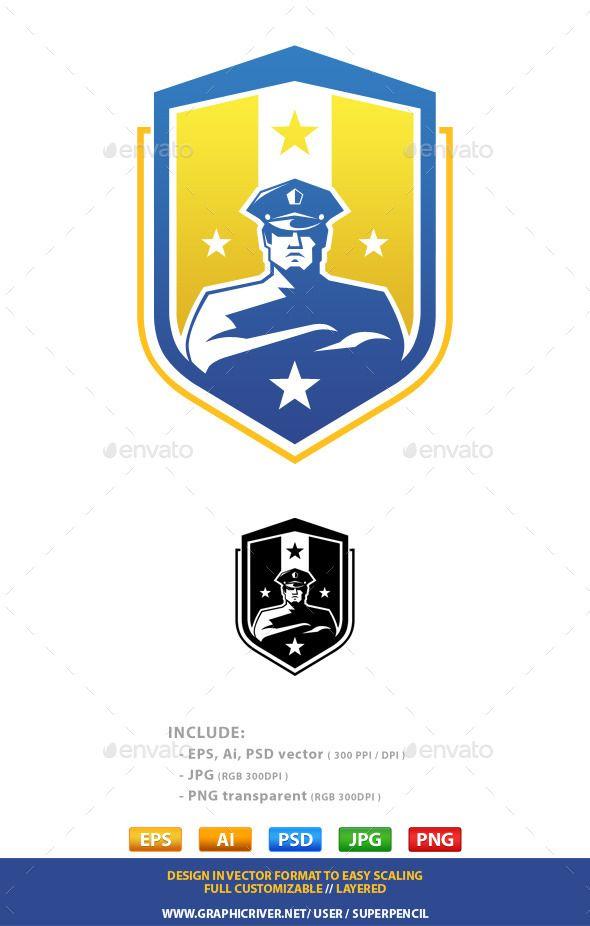Security Guard Security Guard Human Logo Guard