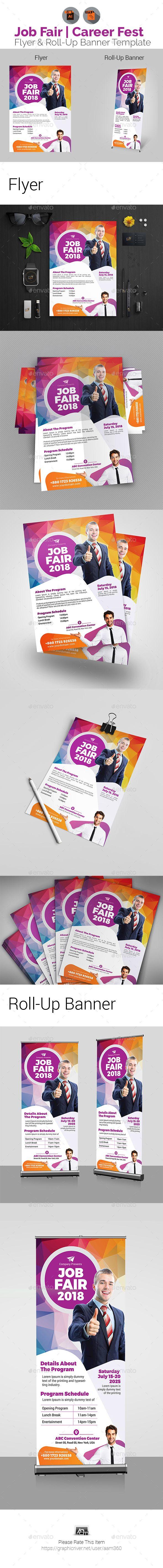 pin by patrick alvarez on sketch pinterest job fair flyer template and event flyer templates