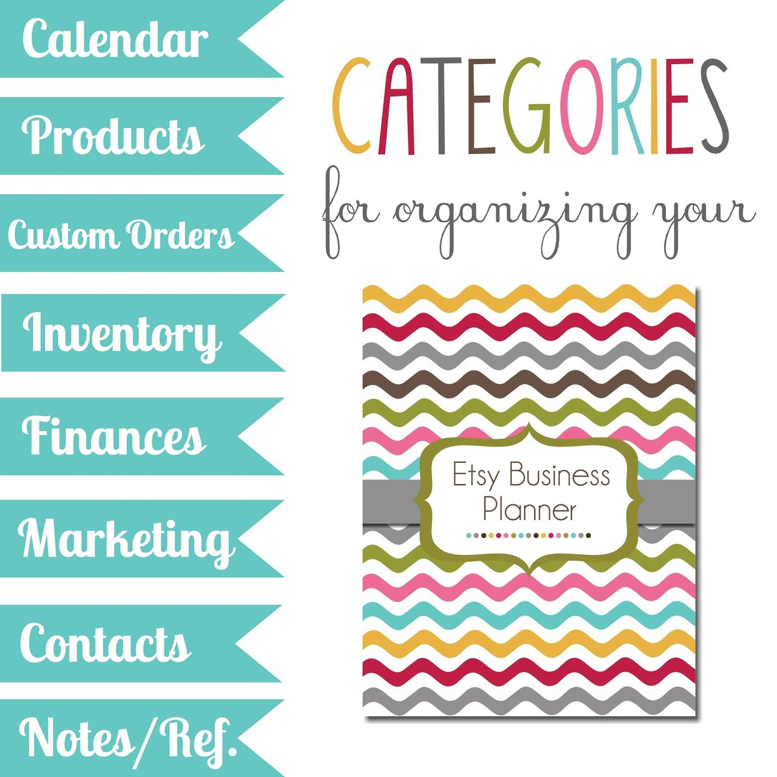 Introducing Our Etsy Small Business Planners Direct Sales