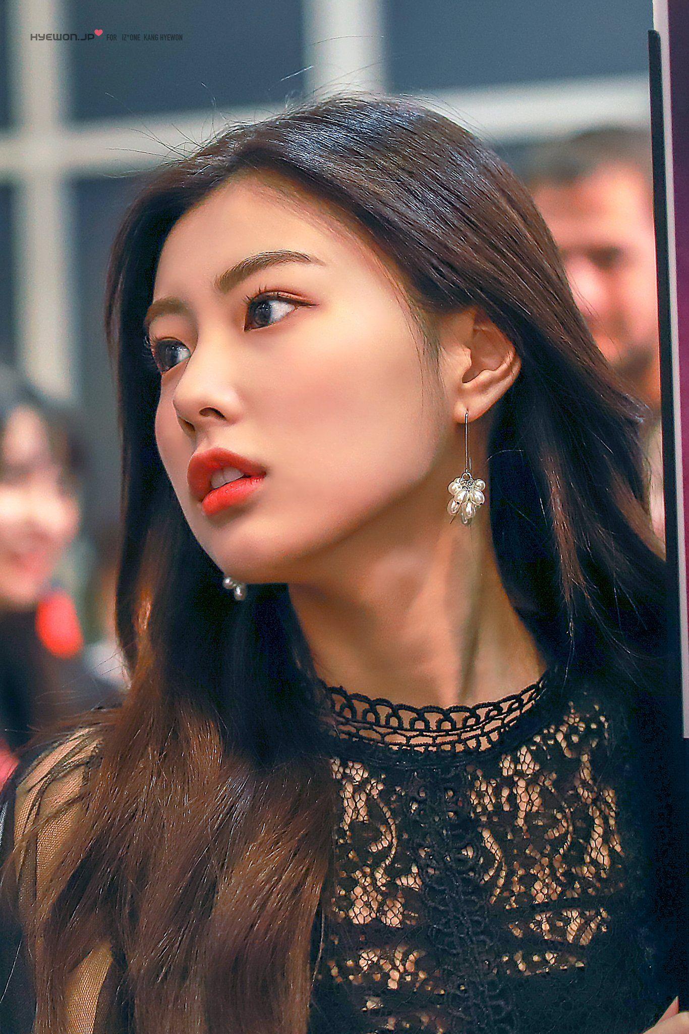 Kang Hyewon Pics On Twitter Kpop Girls Kpop Girl Groups Girl