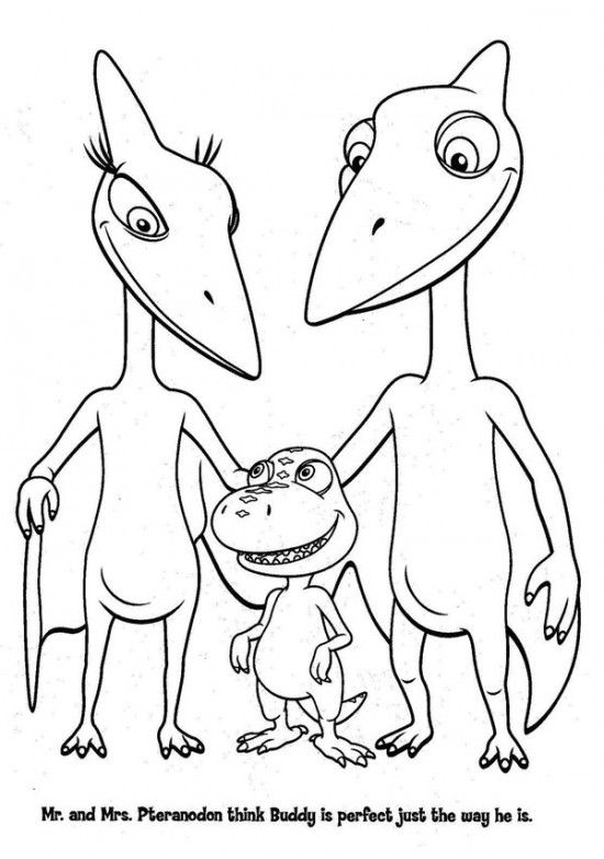 Free Printable Dinosaur Train Coloring Pages For Kids Train Coloring Pages Dinosaur Coloring Pages Dinosaur Coloring